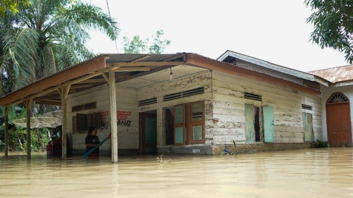 Lima Desa di Asahan Terendam Banjir, Data Sementara Lebih 500 KK Terdampak