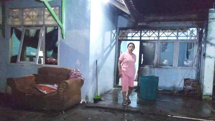 PEMBAKAR Rumah Wartawan di Binjai Ditembak, Otak Pelaku Kesal Korban Beritakan Ketua DPD IPK