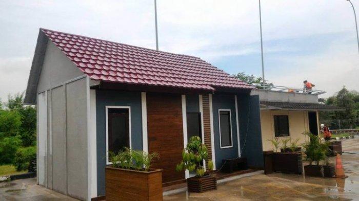 Cuma Rp75 Juta Rumah Tanpa Kayu Ini Hanya Perlu 7 Hari Membangunnya Berminat Halaman All Tribun Medan