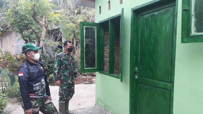 TMMD ke-111 Kodim 0204/DS Tuntas Rehab 6 Unit Rumah Tak Layak Huni