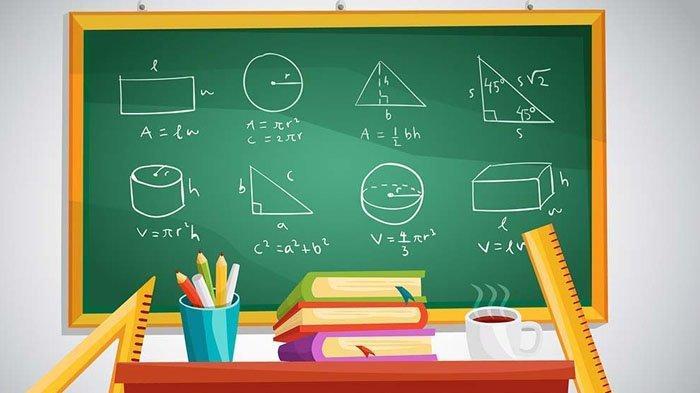 Materi Belajar Matematika Kelas 7: Rumus Segitiga, Keliling dan Luas