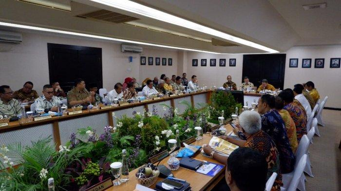 Komisaris Utama hingga Non Independen Ditetapkan di RUPS-LB Bank Sumut