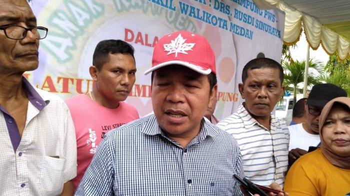 Rusdi Sinuraya Digadang akan Dipasangkan dengan Bobby Nasution di Pilkada 2020