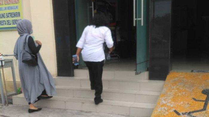 Ketua Yayasan Sari Asih Jalani Pemeriksaan 8 Jam, Kasatreskrim : Masih Diperiksa Sebagai Saksi