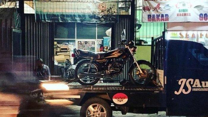 Kisah RX-King Terjual Rp 150 Juta, Jet Darat yang Kini Punya Majikan Baru, Dibeli Sultan asal Medan