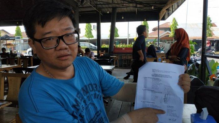 Kejaksaan Terima SPDP Anggota DPRD Binjai Sebagai Tersangka