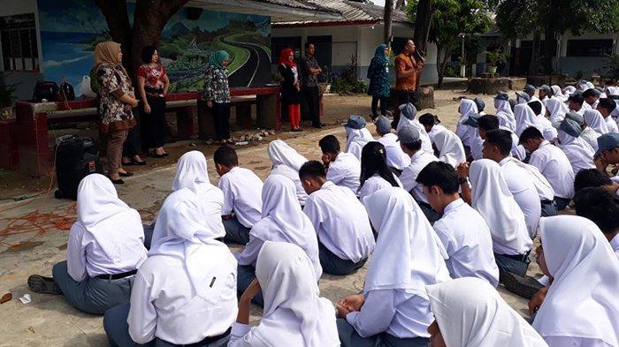 Bank Sumut Perkenalkan Tabungan Simpel dan Tabungan Martabe di SMAN 13 Medan