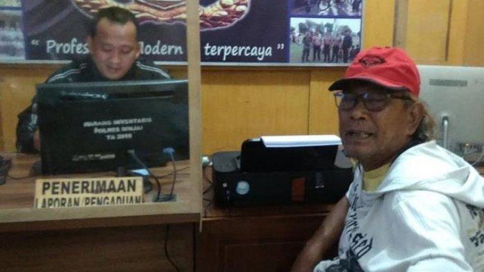 Rumah Orang Tua Wartawan di Binjai Dibakar OTK, Diduga terkait Pemberitaan