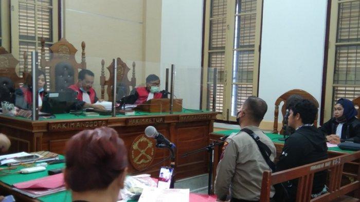 Perkara Sabu dalam Bungkus Nasi, Oknum Polisi Polrestabes Medan Diadili