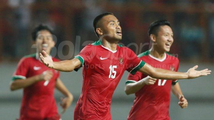 Saddil Ramdani Dicoret dari Skuad Timnas ke Piala AFF 2018 Digantikan Andik Vermansah