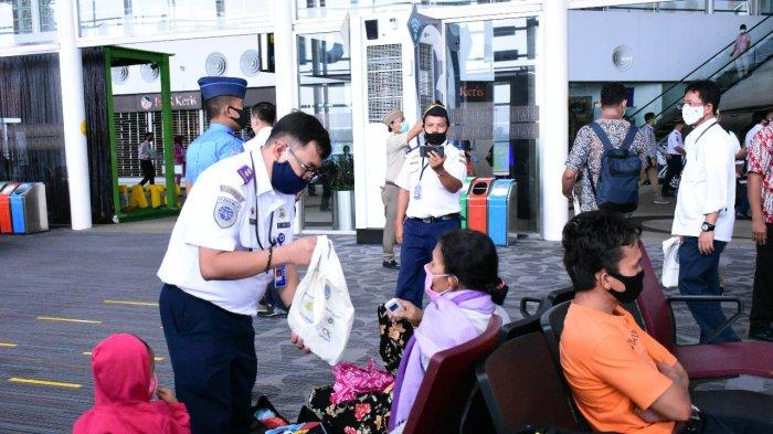 Jumlah Penumpang Diperkirakan Naik, AP II Bandara Kualanamu Optimalkan Pengawasan Prokes