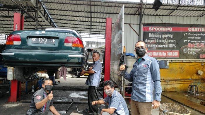 Sahabat Mobil Service, Bengkel One Stop Service di Kota Medan, AdaLayanan Antar Jemput