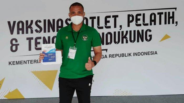 Mantan Pelatih PSMS Medan Sahari Gultom Ceritakan Pengalaman Jalani Vaksinasi Covid-19