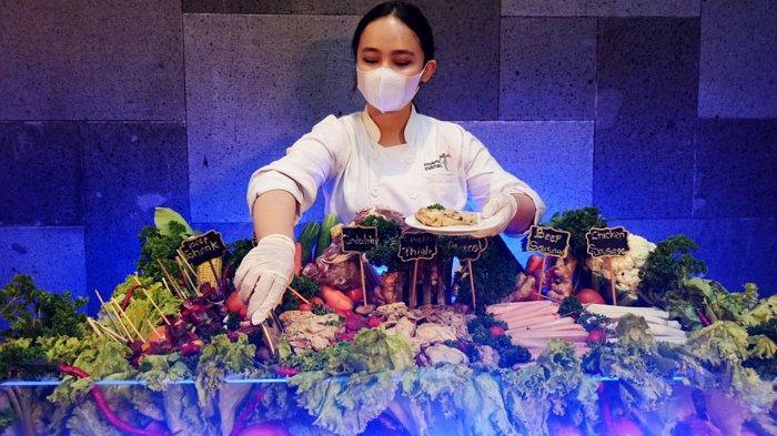 Nikmati Paket Barbeque All You Can Eat di ibis Styles Medan Pattimura hanya Rp 118 Ribu