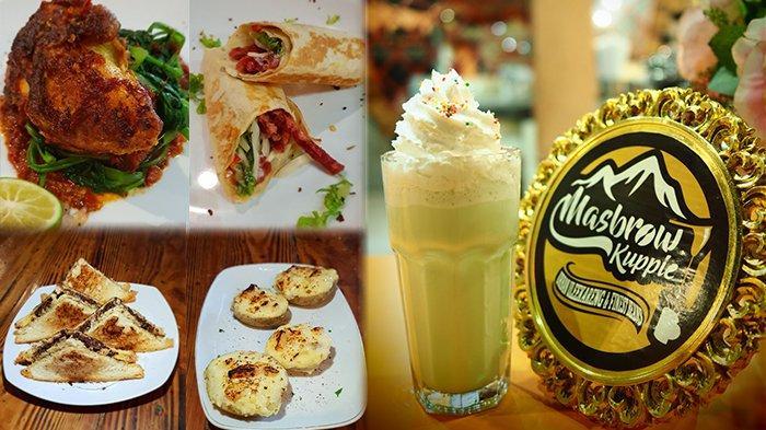 Masbrow Cafe Warung Kopi Kekinian