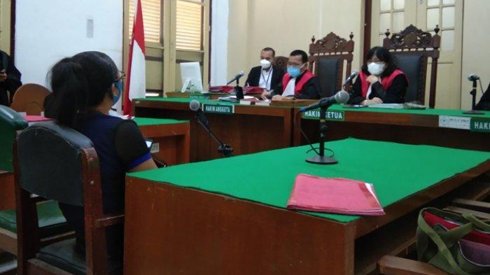 Ancam Pacar Pakai Parang Karena Cemburu Buta, Warga Helvetia Jadi Pesakitan di PN Medan