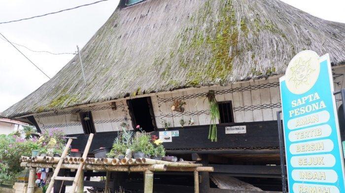 Siwaluh Jabu, Rumah Adat Karo yang Dihuni Delapan Kepala Keluarga