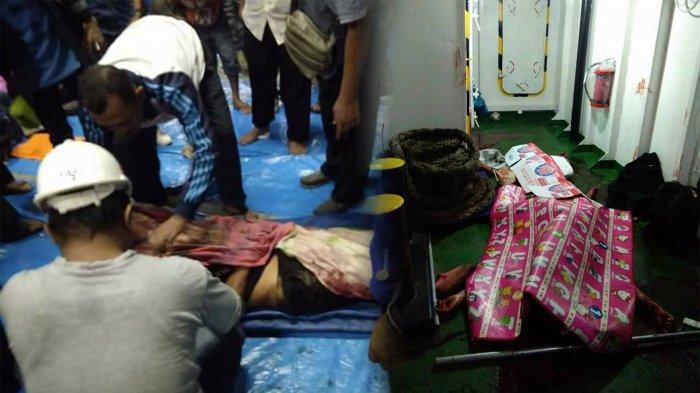 Mudik Berdarah di Kapal Wira Glory Menuju Nias, Penumpang: Kami Semua Ketakutan