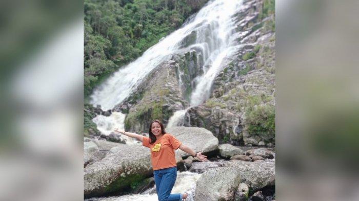 Air Terjun Sitapigagan Samosir, Wisata Alam Yang Melengkapi Danau Toba Sebagi Kepingan Surga