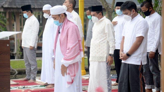 Komentar Bobby Nasution Soal Pelaksanaan Salat Idul Adha di Tengah Penerapan Aturan PPKM Mikro