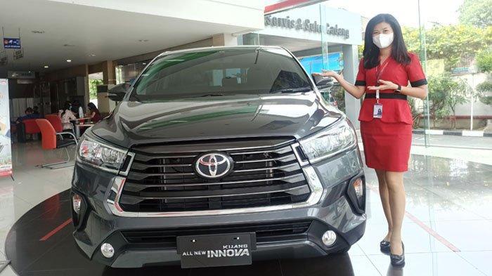 UPDATE Harga Mobil Toyota Kijang Innova dan Fortuner, Berlaku Insentif PPnBM di Auto2000, Rinciannya