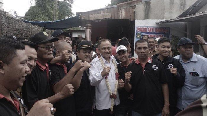 Pencanangan Desa/Kelurahan Bersinar Sumut, Kepala BNN: Bapak akan Bertanggungjawab di Akhirat