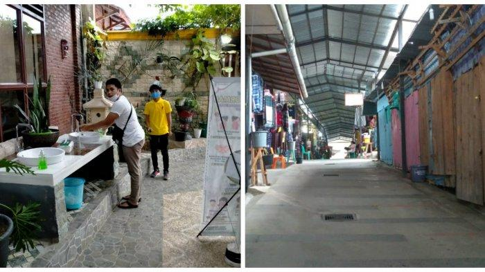 Geliat Wisata di Samosir, Kamar Hotel Tuktuk Terisi 80%, Pasar Suvenir Tomok Masih Banyak Tutup