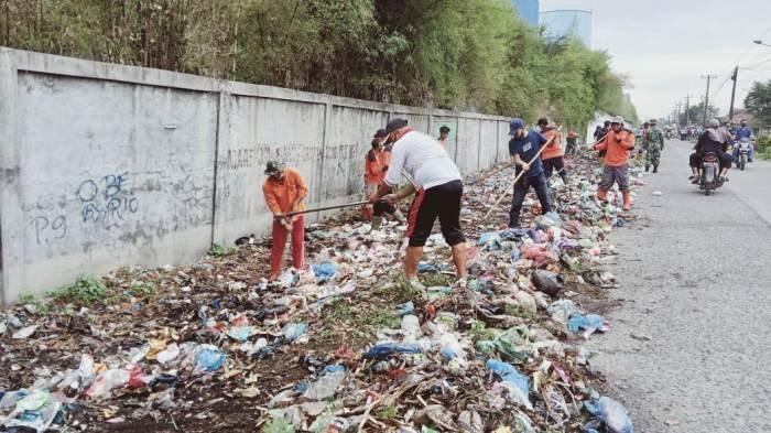 1.000 Titik Bahu Jalan di Medan Jadi Tempat Sampah, SAHdaR: Kumuh dan Beraroma Busuk
