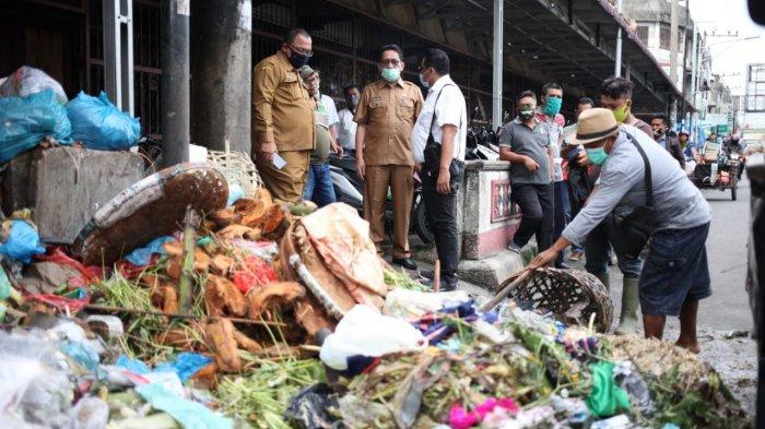 Libur Natal 25-26 Desember, Produksi Sampah di Kota Pematangsiantar Capai 550 Ton Per Hari