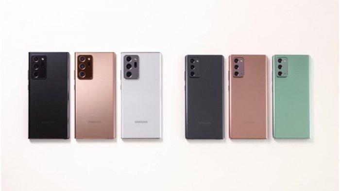 UPDATE Harga HP Samsung Terbaru  Samsung Galaxy Terbaru Bulan Oktober, Galaxy A51, Galaxy A71 dll