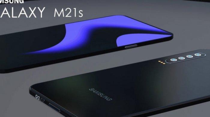 SAMSUNG TERBARU Hari Ini, Bocoran Galaxy M21s Versi Baru, Lihat Harga dan Bedanya dengan M21
