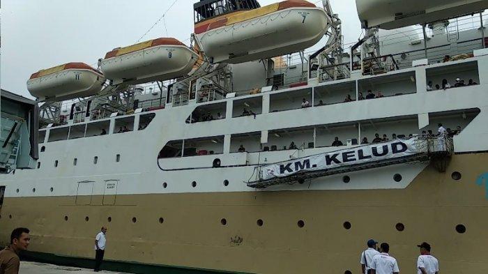 Perdana di 2021, Pelni Gelar Virtual Tour on Board ke KM Kelud
