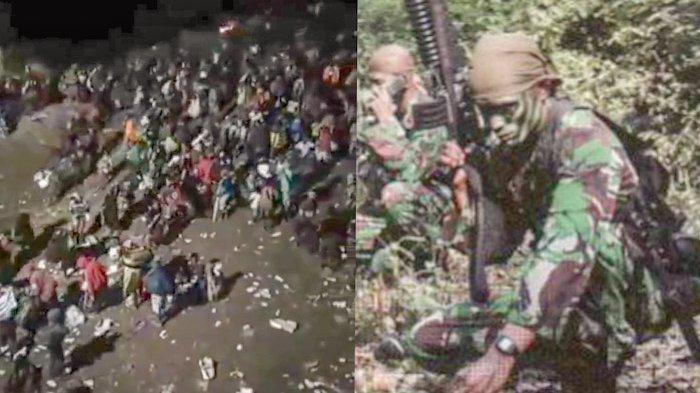 Menjerit Saksikan Penyiksaan, Pendekatan TNI-Polri Berhasil, 2 Pentolan KKB Turun Gunung: Menyerah