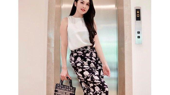 Baru Seminggu Kenal, Sandra Dewi Berkenan Jadi Pacar Harvey Moeis, Merasa Suka Banget, Obral Banget