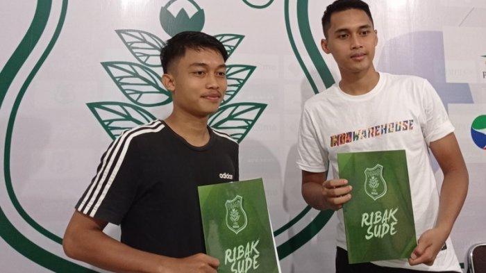 Gelandang Anyar PSMS Medan Yakin Tim Ayam Kinantan 99 Persen Naik ke Liga 1