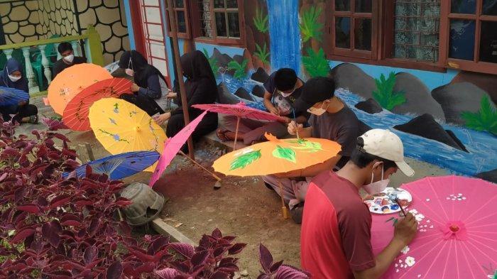 Gelegar Payung Nusantara Bakal Jadi Event Lukis Virtual Terheboh Tahun 2021