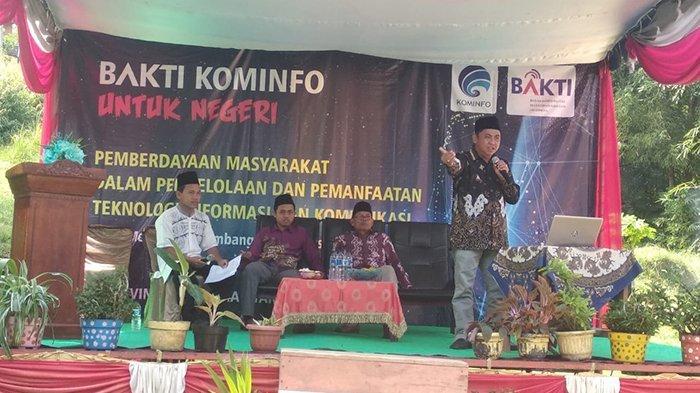 KominfoRI Gandeng Santripreneur Indonesia Bekali Santri dengan Teknologi Informasi dan Komunikasi