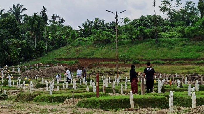 Korban Meninggal Akibat Covid-19 di Sumut Tembus 800 Orang, Hari Ini Kasus Baru Positif 127 Orang