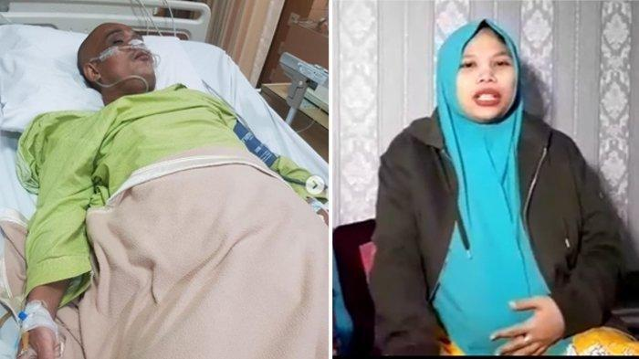 KONDISI TERKINI SAPRI Pantun Menangis Ingat Istri Hamil Tua, Sapri Minta Pulang dari Rumah Sakit