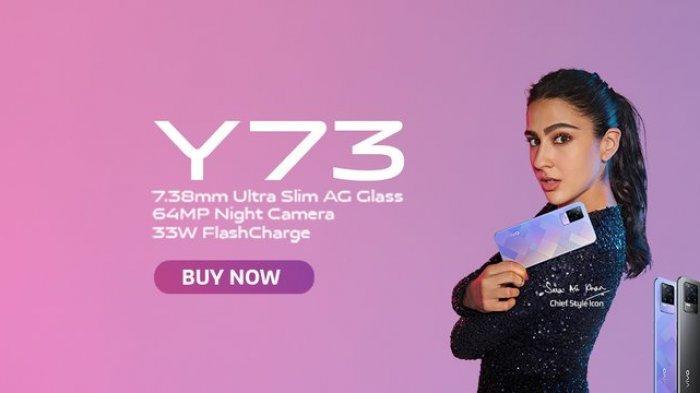 SPESIFIKASI VivoY73 HP Tipis Cocok untuk Gaming dengan Performa Kencang Chipset Helio G95