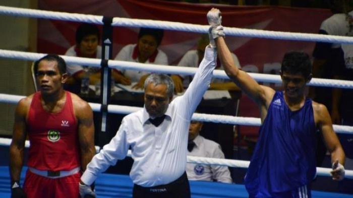 Saroha Tua Lumbantobing Bidik PON Papua dan Seleknas SEA Games Vietnam 2021
