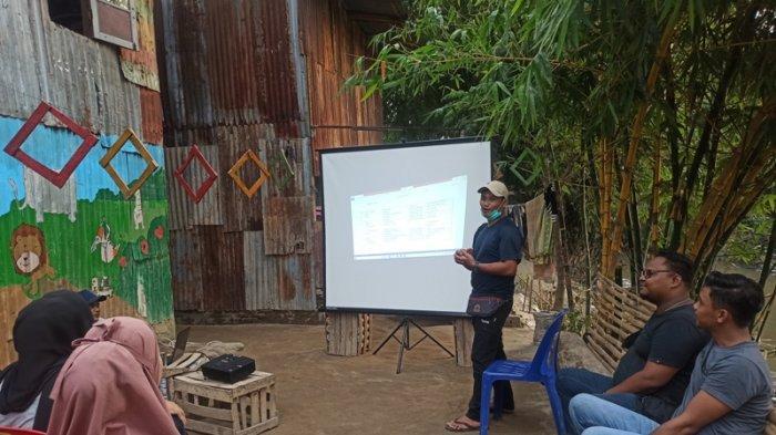 Bangkitkan Kreativitas di Tengah Pandemi, Sasude Target Bangun PAUD untuk Anak Sungai Deli
