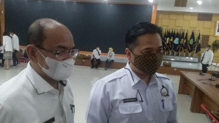 Jelang Vaksinasi Perdana di Sumut, Satgas Covid-19 Lakukan Gladi Resik di Posko