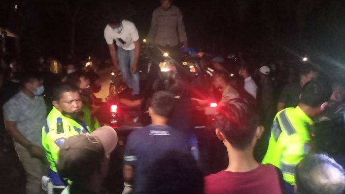 BREAKING NEWS Korban Kecelakaan di Pabatu Ternyata Perkumpulan Remaja Masjid Lau Dendang Deliserdang
