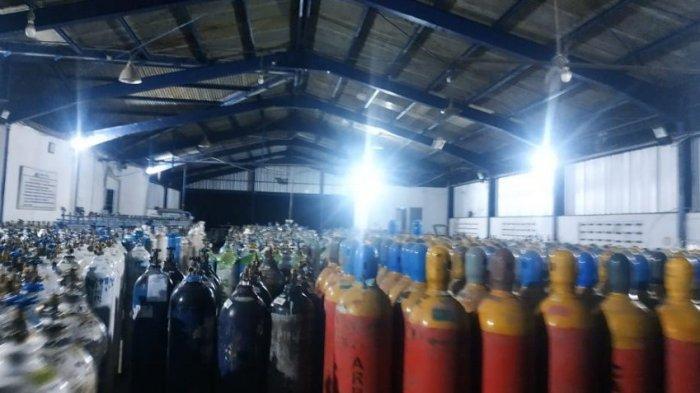 Update Penanganan Covid-19, Stok Oksigen di Kota Medan Masih Tercukupi