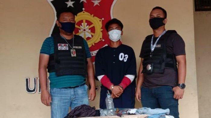 BREAKING NEWS Pelaku Pembakar Ridwan Cibro di Helvetia Ditangkap Polisi