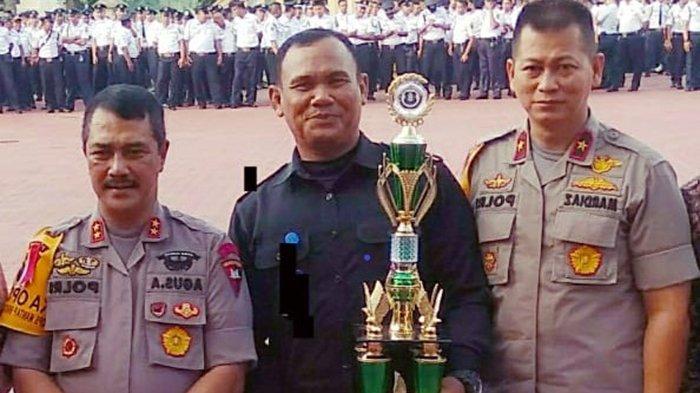 Satuan Pengamanan Bank Sumut Mendapatkan Penghargaan dari Kapolda