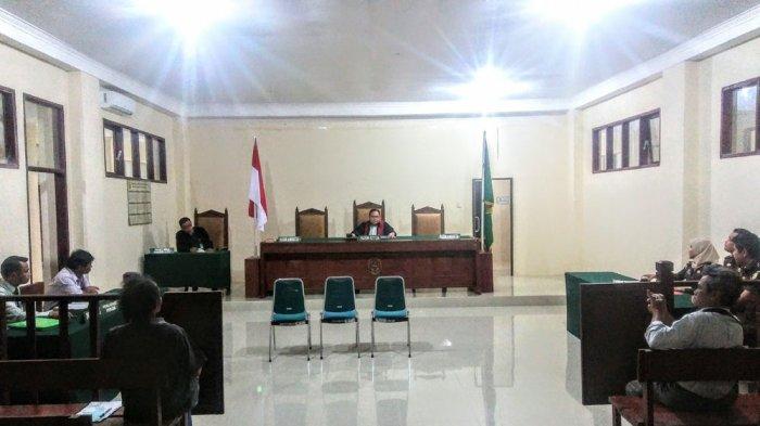 Bacakan Duplik, Jaksa Tolak Praperadilan Terdakwa Korupsi di Taput