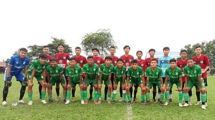 PSMS U-17 Kalah Adu Penalti, Klub Asal Paluta Ini Juara Turnamen Pra-Soeratin