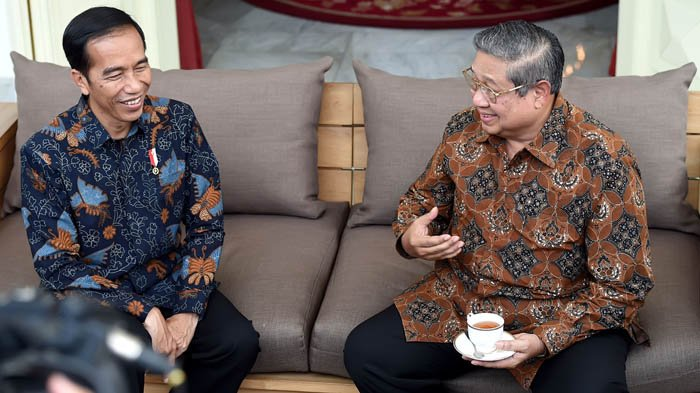 Teh untuk Pak SBY dan Kartu Penduduk yang Dikorupsi